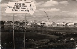 NAPAPPIIRI-ARCTIC CIRCLE-1960 - Finlandia