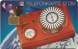 Germany - Alte Morseapparate 4 - Zeigertelegraf - E 16-09.94 - 12DM, 30.000ex, Used - Alemania