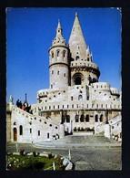 Hungría. Budapest *Fishers' Bastion* Foto: Kösteles Lajos. Circulada 1979. - Hungría