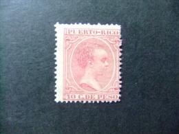 PUERTO RICO 1891 - 1892  ALFONSO XIII Edifil 97 ** MNH Yvert 97 ** MNH - Puerto Rico