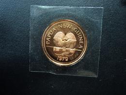 PAPOUASIE - NOUVELLE GUINÉE : 2 TOEA  1979 FM (P)  KM 2   B.E. * - Papouasie-Nouvelle-Guinée