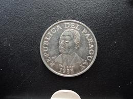 PARAGUAY : 10 GUARANIES  1988   KM 167    SUP - Paraguay
