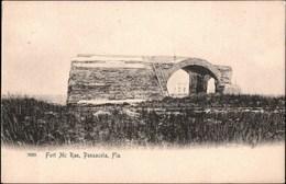 ! Alte Ansichtskarte, USA, Florida Fort MC Ree, Pensacola, Festung, Fortress - Pensacola