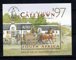 RSA  1980  Mi Bl 64**,  MNH Capetown '97 - Hojas Bloque