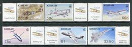 Kiribati 2003 Centenary Of Powered Flight Set MNH (SG 677-82) - Kiribati (1979-...)