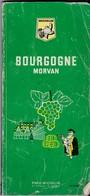 Bourgognes - Michelin (Guides) 1970 - Michelin (guides)