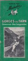 Gorges Du Tarn - Cévennes-Bas Languedoc - Michelin (Guides) 1961 - Michelin (guides)