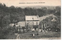 92  ROBINSON   Restaurant Du Pavillon Lafontaine - France