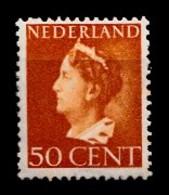 Pays-Bas 1946 Mi. Nr: 451 Königin Wilhelmina  Neuf Sans Charniere / MNH / Postfris - Periode 1891-1948 (Wilhelmina)