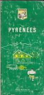 Pyrénés - Michelin (Guides) 1961 - Michelin (guides)