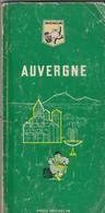 !Auvergne - Michelin (Guides) 1968 - Michelin (guides)