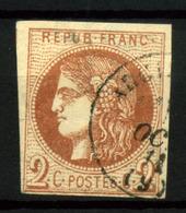3012- Francia Nº 40B - 1849-1850 Ceres