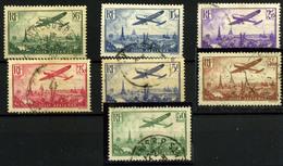 3011- Francia Nº 8/14 - Aéreo