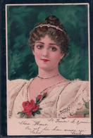 Portait De Jeune Fille, Litho (3.6.1901) - Donne