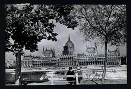 Hungría. Budapest *Parliament* Circulada 1963. - Hungría