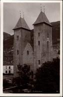 ! Alte Fotokarte, Photo Bergen, Norwegen, Norway, Norge, Deutsche Kirche, Tyskekirken - Norwegen