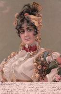 Portait De Jeune Fille, Litho (5.9.1901) - Donne