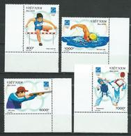 Vietnam Viet Nam 2004 Olympic Games - Athens, Greece.MNH - Viêt-Nam