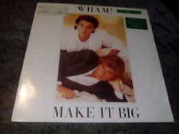 "WHAM ""Make It Big"" - Disco & Pop"