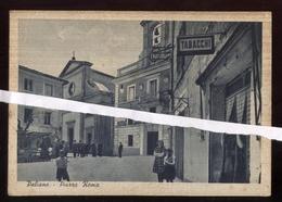 PALIANO - FROSINONE - 1942 - PIAZZA ROMA - Frosinone