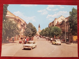 SOMBOR, SERBIA, ORIGINAL VINTAGE POSTCARD - Serbie