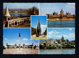 Hungría. Budapest *Greetings From Budapest* Circulada 1975. - Hungría