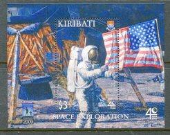 Kiribati 2009 International Year Of Astronomy MS MNH (SG MS863) - Kiribati (1979-...)