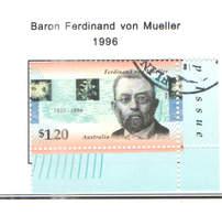 Australia PO 1996 Von Mueller  Scott.1566 See Scan On Scott.Page - Used Stamps