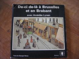 Super Album BRUXELLES - BRABANT ( Nivelles / Braine L'Alleud / Linkebeek / Leuven / Dilbeek / Baisy Thy... Amédée Lynen - België