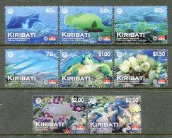Kiribati 2012 Phoenix Island Protected Area Set HM (from SG MS885) - Kiribati (1979-...)