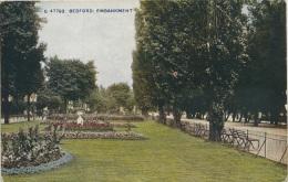 BEDS - BEDFORD - EMBANKMENT  Bd143 - Bedford