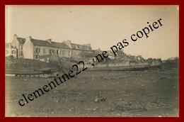 Ile De Sein *  Photographie Du Vieux Port     ( Scan Recto Et Verso ) - Ile De Sein