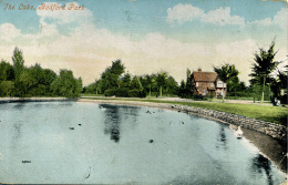 BEDS - BEDFORD - PARK - THE LAKE 1905 Bd241 - Bedford