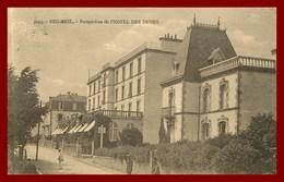 Beg-meil * Hotel Des Dunes    ( Scan Recto Et Verso ) - Beg Meil