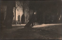 ! Alte Ansichtskarte Reval, Tallinn, Domkirche,  Lettland, Latvia, Foto, Photo Peter Parikas - Lettonie