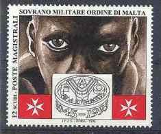 1995 ORDRE MALTE 489** F.A.O , Faim - Malte (Ordre De)