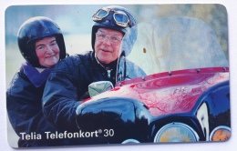 Senior Motorcyclists , Sweden - Sweden