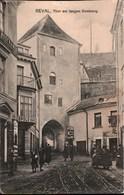 ! Alte Ansichtskarte Reval, Tallinn, Tor Am Langen Domberg,  Lettland, Latvia - Lettonie