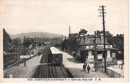 92   SAINT CLOUD COTEAUX  Gare De Val D' Or - Saint Cloud