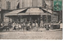 92   SAINT CLOUD   Café Lefèvre - Saint Cloud