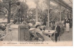 92   SAINT CLOUD   Un Coin De La Terrasse Du Pavillon Bleu - Saint Cloud