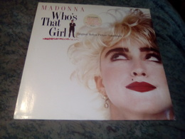 """MADONNA """"Who's That Girl"""" - Disco & Pop"""