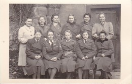 AK Foto Deutsche Frauen In Uniform - 2. WK (35166) - Guerra 1939-45