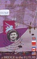 NEDERLAND CHIP TELEFOONKAART CRE 007 Set 1-4 * Battle Of Arnhem Serie * Telecarte A PUCE PAYS-BAS * ONGEBRUIKT * MINT - Army