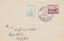 Deutsches Reich Brief 1937 - Germany