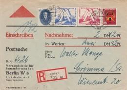 DDR R Brief 1951 - DDR