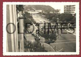 CHINA - MACAU - GRANDE PREMIO DE MACAU - PONTE SOBRE O CIRCUITO - 1960 REAL PHOTO - Photographs