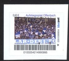 Biber Post 1. FCM Aufstiegsspiel Gegen Offenbach (60) - Privées & Locales