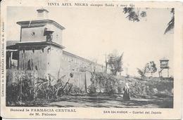 SAN SALVADOR - Cuartel Del Zapote ....... - El Salvador