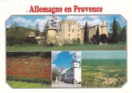 ALLEMAGNE EN PROVENCE MULTIVUES (dil373) - Frankrijk
